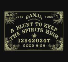 Ganja Ouija Board by GUS3141592