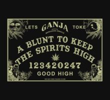 Ganja Ouija Board by GUS3141592