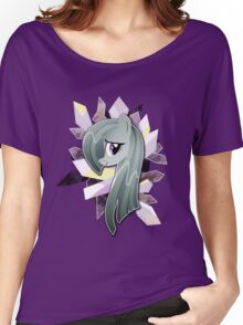 Marble Pie Women's Relaxed Fit T-Shirt