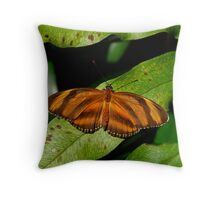 Oak Tiger. Throw Pillow