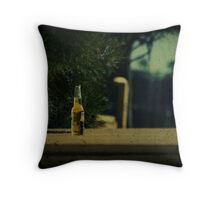 Drink in the Sun Throw Pillow
