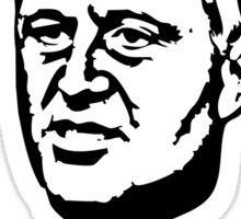 John Key. Annoying. Sticker