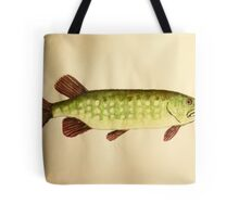 Northern Pike Tote Bag