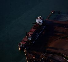 Algoma Guardian loading by AndreCosto