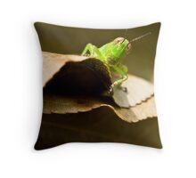 Got Leaf? Throw Pillow