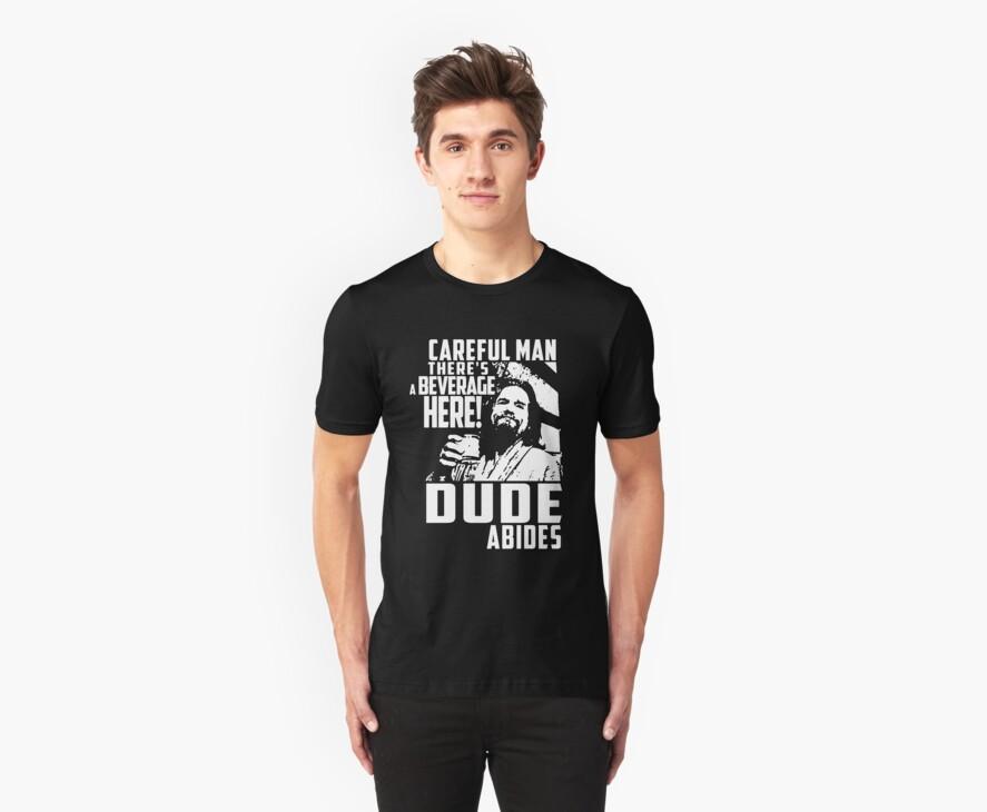 Big Lebowski - Dude Abides by krassrocks