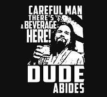 Big Lebowski - Dude Abides T-Shirt