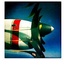 propeller Photographic Print
