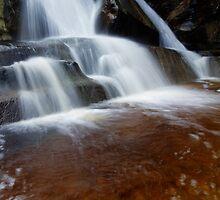 Falls Wilderness by Kenji Ashman