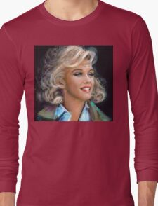 Marilyn 1 Long Sleeve T-Shirt