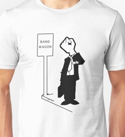 Band Wagon Unisex T-Shirt