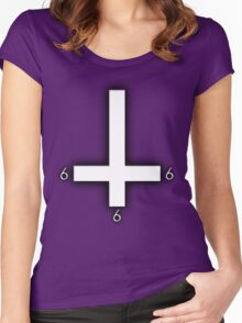 good ole 666 Women's Fitted Scoop T-Shirt