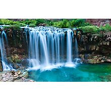 Lower Navajo Falls Photographic Print