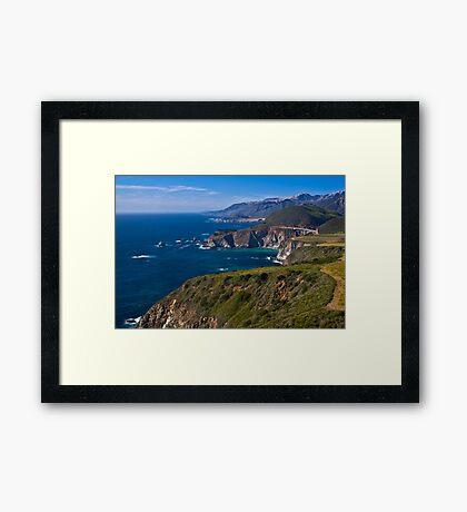 California Dreaming! Framed Print