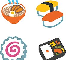Japan - Emoji by monkeydrufy