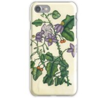 Flora 2 iPhone Case/Skin