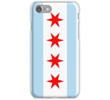 Flag of Chicago iPhone Case/Skin