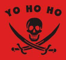 Yo Ho Ho One Piece - Short Sleeve