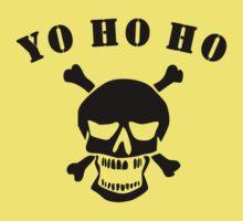 Yo Ho Ho One Piece - Short Sleeve
