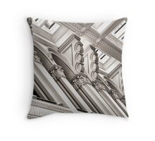 Landmark Toppers Throw Pillow