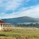 Old Currango Hut, Kosciuszko National Park, New South Wales, Australia by Michael Boniwell