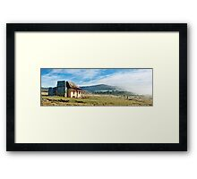 Old Currango Hut, Kosciuszko National Park, New South Wales, Australia Framed Print