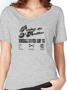 Dodgeball Summer Camp Women's Relaxed Fit T-Shirt