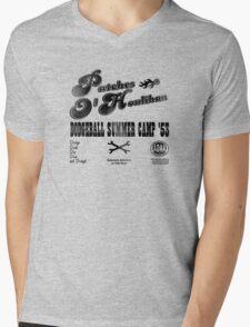 Dodgeball Summer Camp Mens V-Neck T-Shirt