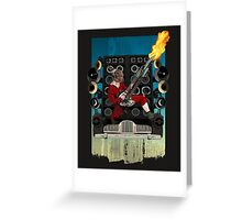 Doof Warrior Greeting Card
