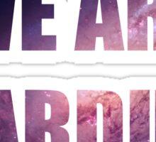 we are stardust - 3 Sticker