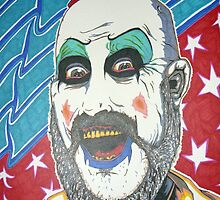 Captain Spaulding by dragon102681