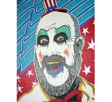 Captain Spaulding Photographic Print