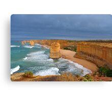 Twelve Apostles. Port Campbell National Park, Victoria, Australia. (3) Canvas Print