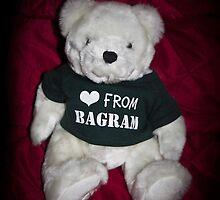 BAGRAM BEAR by heatherfriedman