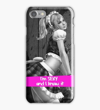 Sexy And I Know It - Juliet iPhone Case/Skin