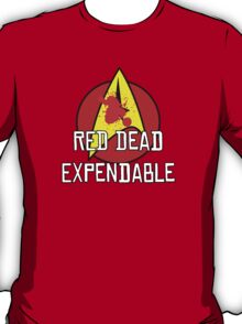 Red Dead Expendable T-Shirt