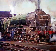 Mike Jeffries British Railways steam by Mike Jeffries
