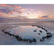 Rock on! Wellington Point Qld Australia Photographic Print