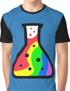 Rainbow Magic Potion Graphic T-Shirt
