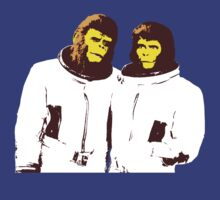 Planet of the Apes Spacesuit by monsterplanet