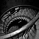 Fallen Jezebel- Self Portrait Abandoned Mansion, NY by kailani carlson