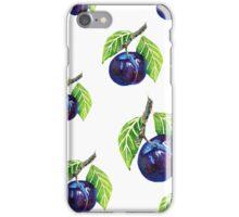 Plum02 iPhone Case/Skin