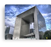 Another at La Defense (3) Canvas Print