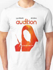 Audition/Ôdishon/オーディション Unisex T-Shirt