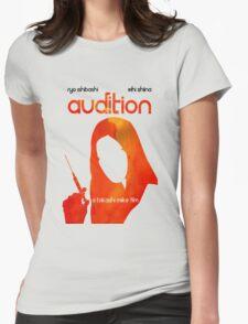 Audition/Ôdishon/オーディション Womens Fitted T-Shirt