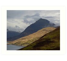 Blaven - Isle of Skye Art Print
