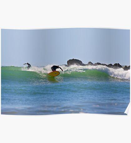 Agnes Water Point - Queensland - Australia Poster
