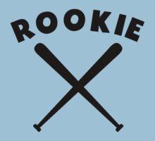 Rookie Baseball Kids Tee