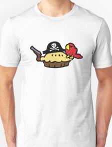 Pie Pirate Unisex T-Shirt
