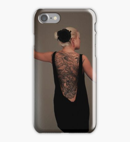 Tattooed Lady iPhone Case/Skin